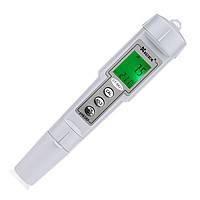 Комбинированный влагозащищённый ОВП/pH/Temp-метр CT-6821 с термометром