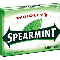 Жевательная резинка без сахара Wrigley's Spearmint