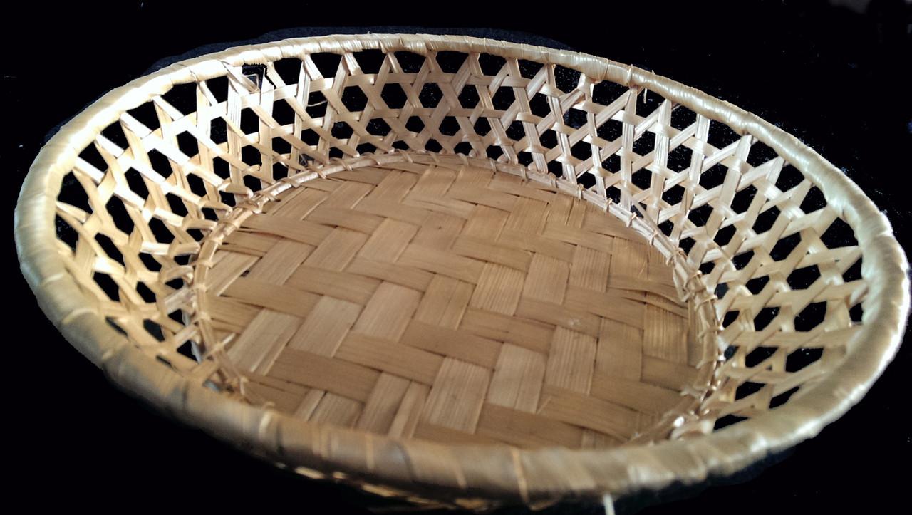 Хлебницы из лозы 23 см  от производителя оптом и в розницу