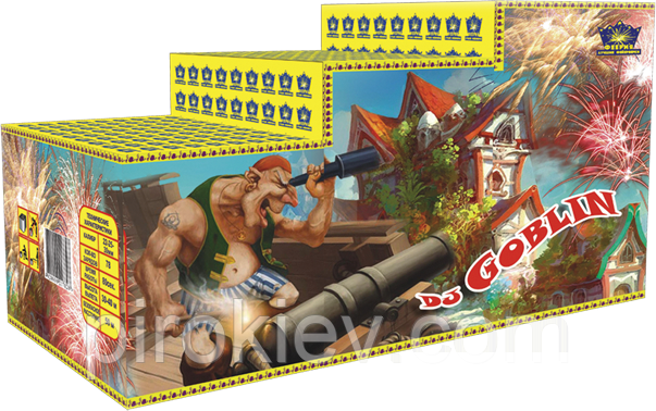 Салют DJ Goblin СУ21-78