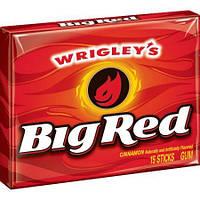 Жвачка Wrigley's Big Red жгучая корица