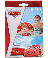 "Круг для плавания Intex 58260 ""Тачки"" 51см"
