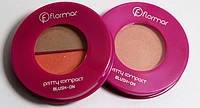 Румяна Flormar Pretty Compact Blush-on
