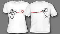 Прикольная футболка для любимой
