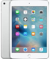 Apple iPad Mini 4 16GB Wi-Fi LTE Silver MK872/MK702