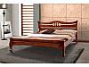 """Ліжко двоспальне дерев'яне """"Динара"""""""