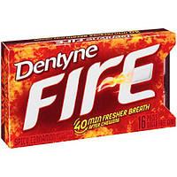 Жвачка жгучая корица Fire от Dentyne