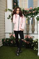 Женская куртка осень-весна ЧЕРНЫЙ