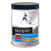 Nutri-Vet Puppy Milk НУТРИ-ВЕТ МОЛОКО ДЛЯ ЩЕНКОВ заменитель сучьего молока для щенков, 340 г