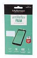 Защитная пленка MyScreen Alcatel 4009D antiReflex antiBacterial