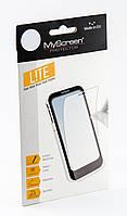 Защитная пленка MyScreen Alcatel 4009D Crystal L!TE