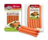 Сосиски Ювілейний МК Венские в/с н/о в/у 235г