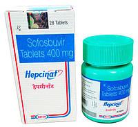 Sofosbuvir Нepcinat (Natco) Софосбувир 400 мг.