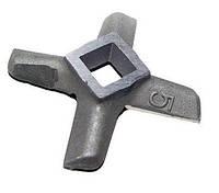 Нож односторонний для мясорубок Zelmer NR5 86.1007