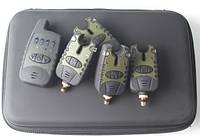 Набір сигнализаторів покльовки з пейджером Lixada JY-33 Хакі
