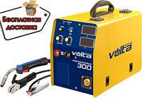 Полуавтоматический сварочный аппарат VOLTA MIG/MAG/MMA 300