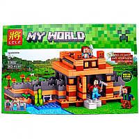 Конструктор Minecraft My World 33002