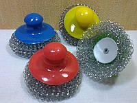 Скребок кухонный с пластиковой ручкой., фото 1