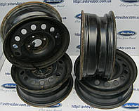 Диск стальной Ford Focus МК1 98-04, Mondeo МК1-2 92-00, Sierra 87-93