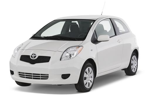 Toyota Yaris 05-09-11 кузов и оптика