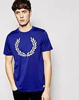 Мужская стильная футболка c принтом