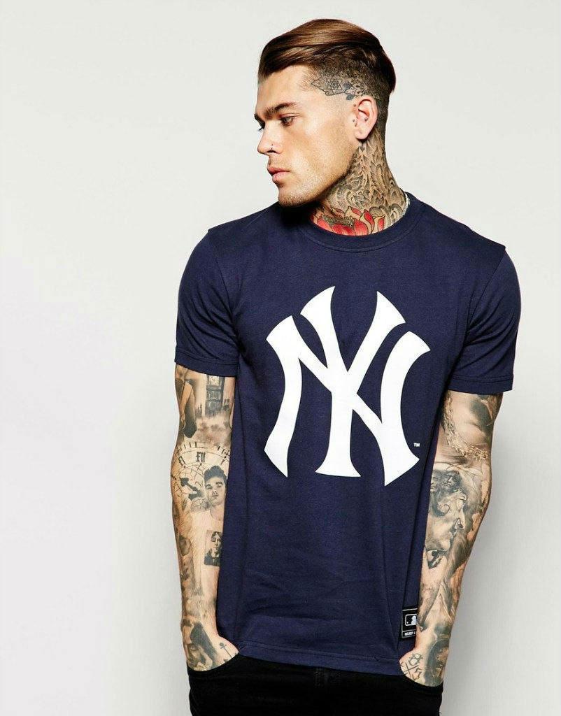 Мужская футболка c принтом
