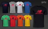 Модная футболка New Balance