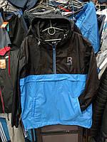 Мужская ветровка Nike анорак, весенние куртки Nike, спортивные куртки Найк