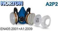 Респираторная малярная маска NORTON А2Р2 NORTON