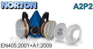 Респираторная малярная маска NORTON А2Р2 NORTON  - Интернет-магазин СILAJET в Киеве