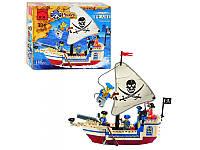 """Конструктор Brick """"Корабль Жемчужина"""" из серии Пираты, 188 деталей, арт. 304/705560 HN"""