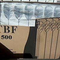 Радиатор 500х80 TBF