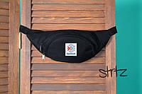 Модная сумка на пояс рибок,бананка Reebok