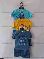 """Костюм на мальчика (1-3 года) (двойка) """"Spider""""-купить оптом в Одессе на 7км (LB-1048)"""