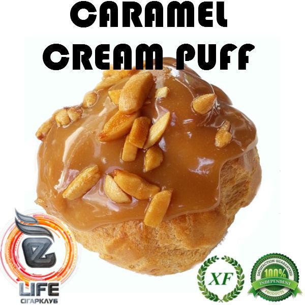 Ароматизатор Xi'an Taima CARAMEL CREAM PUFF (Карамельное пирожное с кремом)