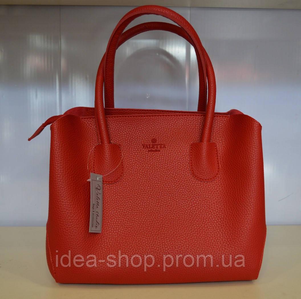 a1739cf73fcc Женская сумка модная красная эко-кожа