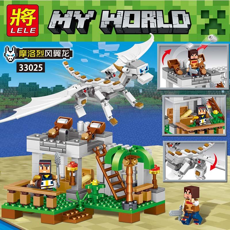 Конструктор Minecraft My World 33025