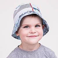 Панамка для мальчика от производителя - сетка - П1