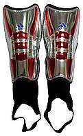 Щитки футбольные Adidas с голеностопом, фото 1
