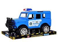 Детская машинка Джип M 0552 U/R инерционный, Милиция