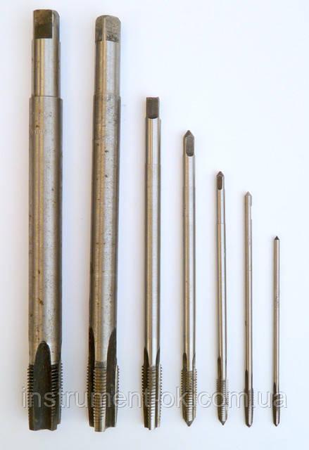 Метчик гаечный 12х1 мм