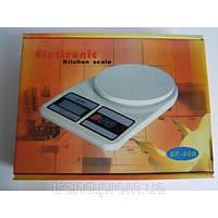 Кухонные электронные весы SF-400, до 7 кг