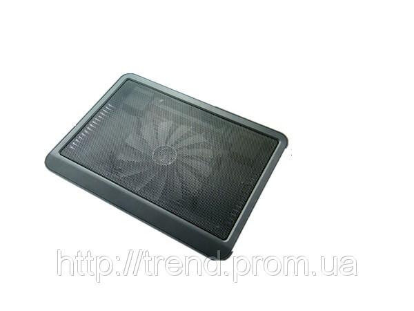 Охлаждающая алюминиевая подставка для ноутбука с встроенным USB-hub