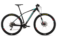 Велосипед Orbea ALMA 29 H50 M Black-blue-red 2017