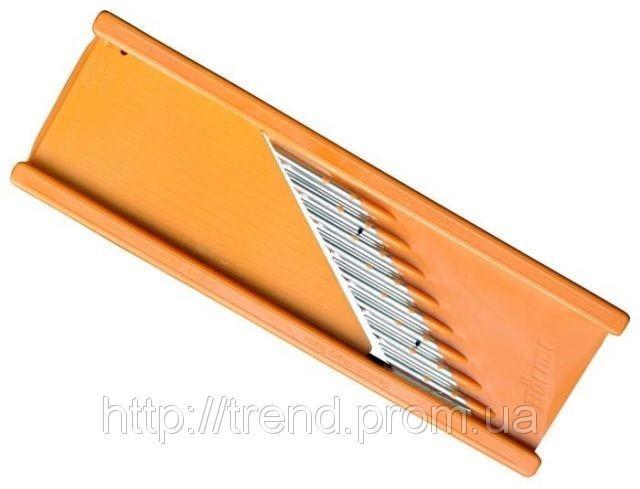 Вафельная овощерезка Classic оранжевая