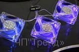 Підставка для ноутбука з тихими вентиляторами, фото 3