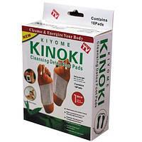 Пластыри Kinoki для очищения организма от токсинов