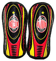 Футбольные щитки детские ФК Милан