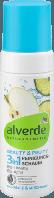 Alverde очищающая пенка с фруктовыми кислотами Reinigungsschaum Beauty & Fruity 3in1 Limette Apfel, 150 ml
