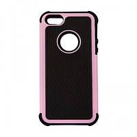 Накладка Drobak Anti-Shock для Apple Iphone 5 (Pink)